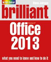 Brilliant Office 2013