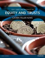 Text, Cases and Materials on Equity...