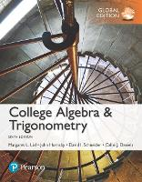 College Algebra and Trigonometry plus...