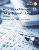 Statistics for Managers Using...