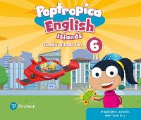 Poptropica English Islands Level 6...