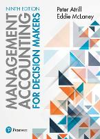 Management Accounting for Decision...