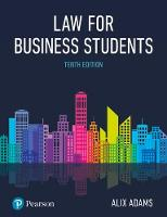 Adams: Law for Business Students p10