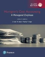 Horngren's Cost Accounting: A...