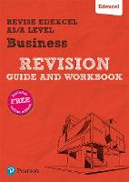 Revise Edexcel AS/A level Business...