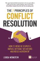 The 7 Principles of Conflict...