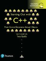 Starting Out with C++ from Control...