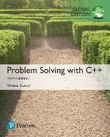 Problem Solving with C++ plus Pearson...