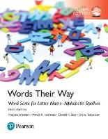 Words Their Way: Word Sorts for ...