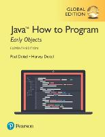 Java How to Program, Early Objects...