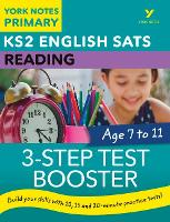 English SATs 3-Step Test Booster...