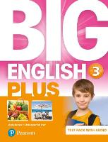 Big English Plus BrE 3 Test Book and...