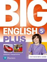 Big English Plus BrE 5 Test Book and...