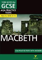 Macbeth AQA Practice Tests: York ...