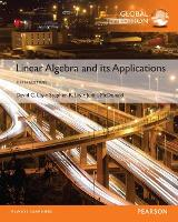 Linear Algebra and Its Applications...
