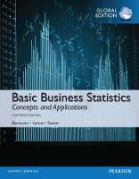 Basic Business Statistics plus ...