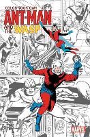 Color Your Own Ant-man And The Wasp