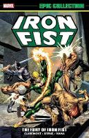 Iron Fist Epic Collection: The Fury ...