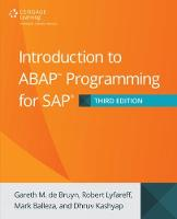 Introduction to ABAP/4 Programming ...