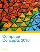 New Perspectives on Computer Concepts...