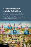 Constitutionalism and the Rule of ...