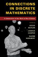 Connections in Discrete Mathematics: ...