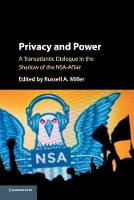 Privacy and Power: A Transatlantic...