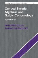 Central Simple Algebras and Galois...