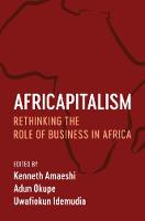 Africapitalism: Rethinking the Role ...