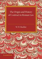 The Origin and History of Contract in...
