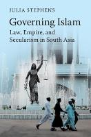 Governing Islam: Law, Empire, and...