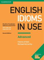 English Idioms in Use Advanced Book...
