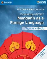 Cambridge IGCSE Mandarin as a foreign...