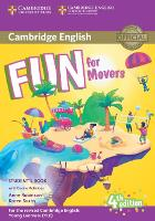 Fun for Movers Student's Book with...