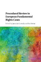 Procedural Review in European...