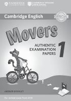 Cambridge English Movers 1 for ...