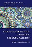 Public Entrepreneurship, Citizenship,...