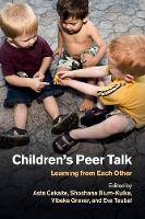 Children's Peer Talk: Learning from...