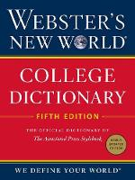 Webster's New World College...