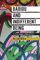 Badiou and Indifferent Being: A...