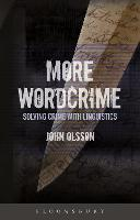 More Wordcrime: Solving Crime With...