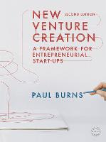 New Venture Creation: A Framework for...