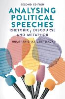 Analysing Political Speeches:...