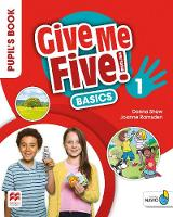 Give Me Five! Level 1 Pupil's Book...