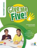 Give Me Five! Level 4 Teacher's Book...