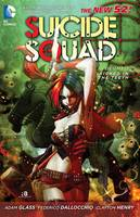 Suicide Squad: Volume 1: Kicked in ...