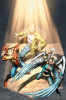 Earth 2: Volume 2: Tower of Fate (the...