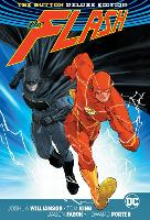 Batman/The Flash The Button Deluxe...