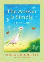 The Answer Is Simple Oracle Cards...