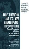 Early Nutrition and Its Later...